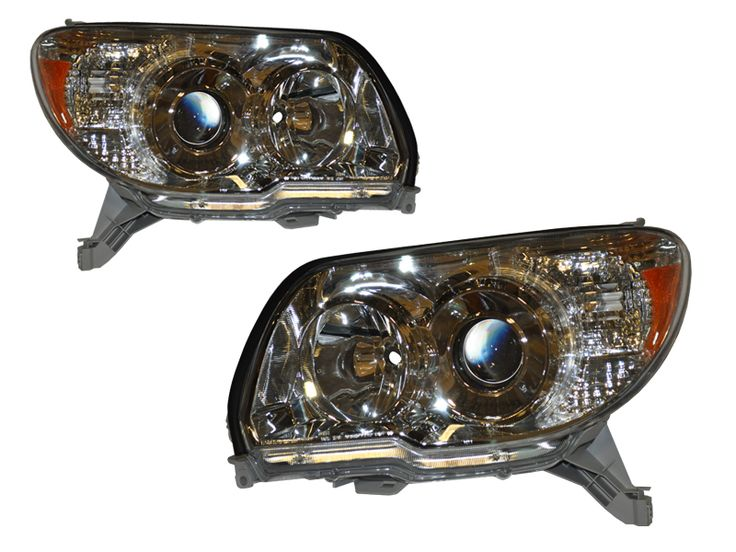 2006-2009 Toyota 4Runner Limited/SR5 New Headlights Set: TOYOTA 4RUNNER 06-09 LIMITED AND SR5 HEADLIGHTS… #CarHeadlights #AutoHeadlights