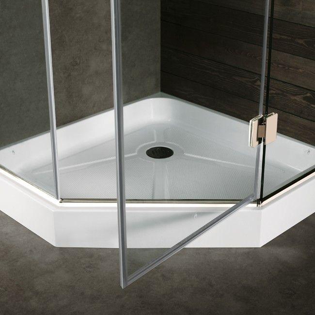 5327 best design images on pinterest | bathroom ideas, shower ... - Terrazzo Shower Base
