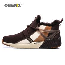 ONEMIX New Winter Men's Boots Warm Wool Sneakers Outdoor Unisex Athletic Sport Shoes Comfortable Running Shoes Sales //Price: $US $125.10 & FREE Shipping //     #cosplay
