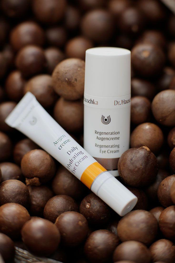 Dr Hauschka Wir Verlosen 3 Naturkosmetik Sets Mit Macadamia Pep
