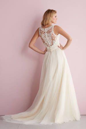 Wedding dress - Allure Romance 2716