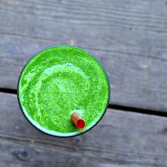 10 green smoothies that actually taste good! Click for recipes!