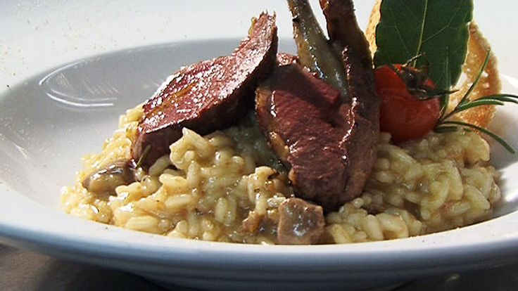 Cook up a delicious roast grouse risotto this shooting season! http://bit.ly/grouse-risotto