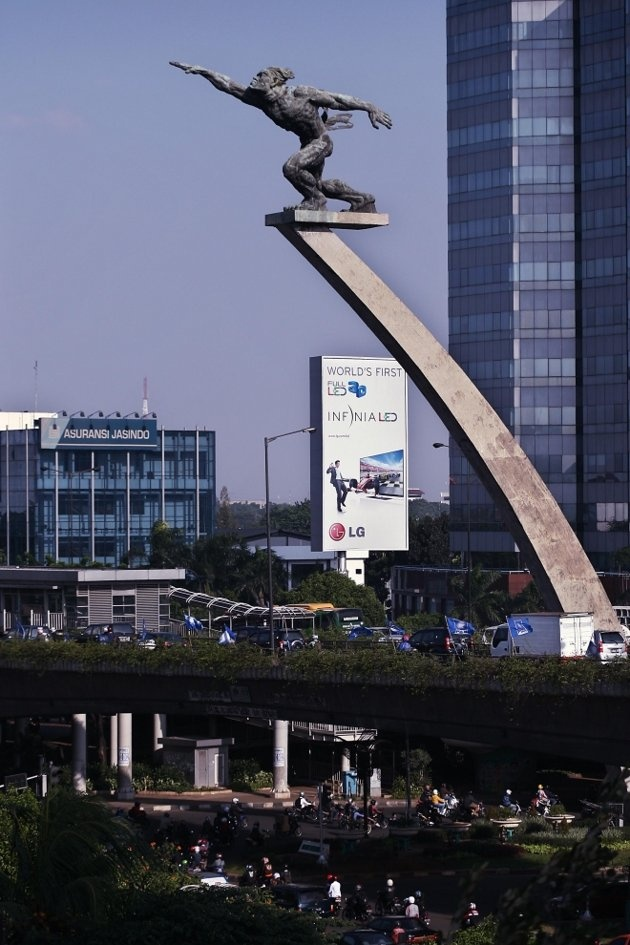 Pancoran, Jakarta, 2010