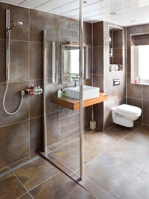 Badezimmer 2 Personen Dusche Ideen Duschkabine Ideen Behinderte Dusche Kleine Dusche T In 2020 Bathroom Interior Design Small Bathroom
