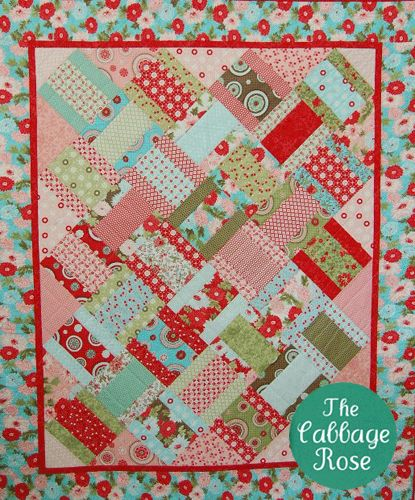 31 best images about Charm/Jellyroll Patterns on Pinterest ...