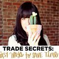 Trade Secrets: Easy Ways To Save Time - October 12, 2012