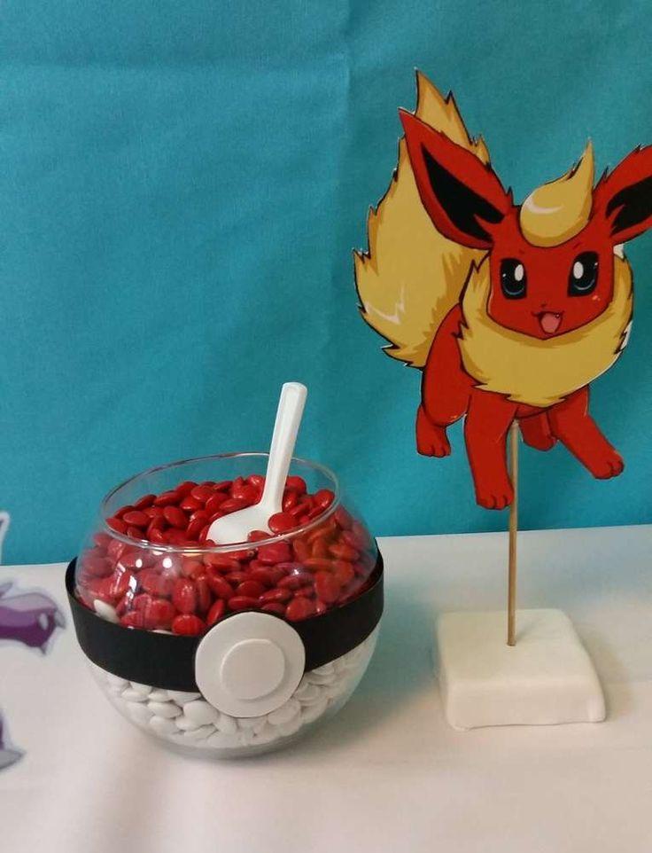 Pokemon Birthday Party Ideas | Photo 9 of 14