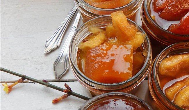 Menù di Capodanno – Mostarda di mele e zucca