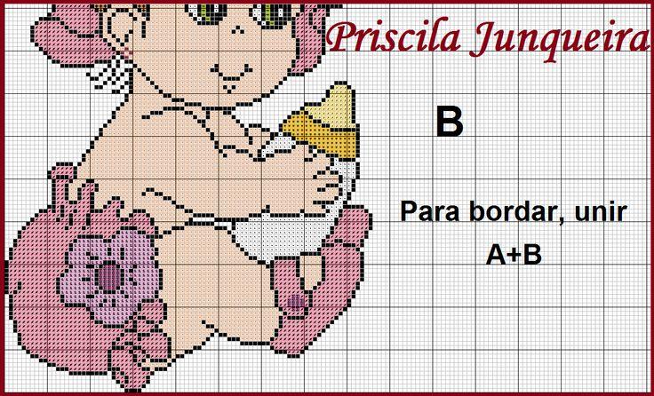 Priscila Junqueira Ponto Cruz: Gráficos Grandes