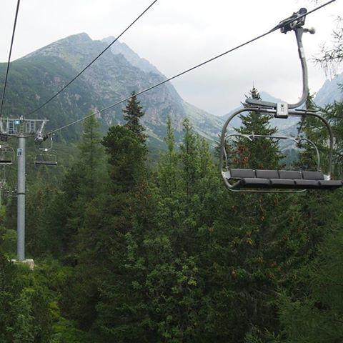 Solisko. . . . . . #hightatras #hikestagram #green #foresttherapy #forest #calm #high