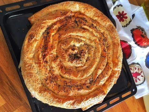 Kıymalı Kol Böreği (Hazır Yufkadan Pratik ve Leziz) – Kekevi.com – Ayşenur Altan