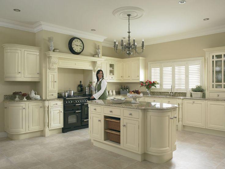 designer kitchens cornwall in frame kitchen