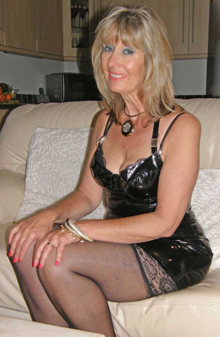 I love mature women-2150