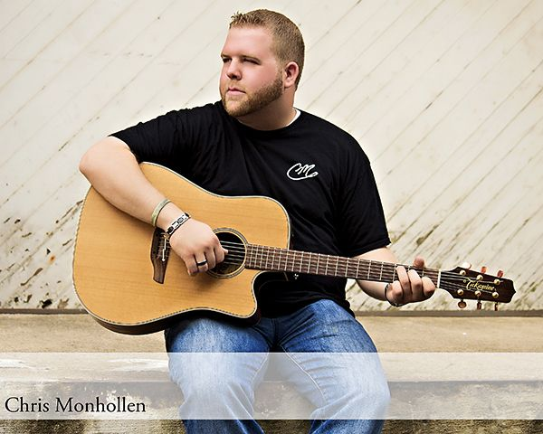Check out Chris Monhollen on ReverbNation