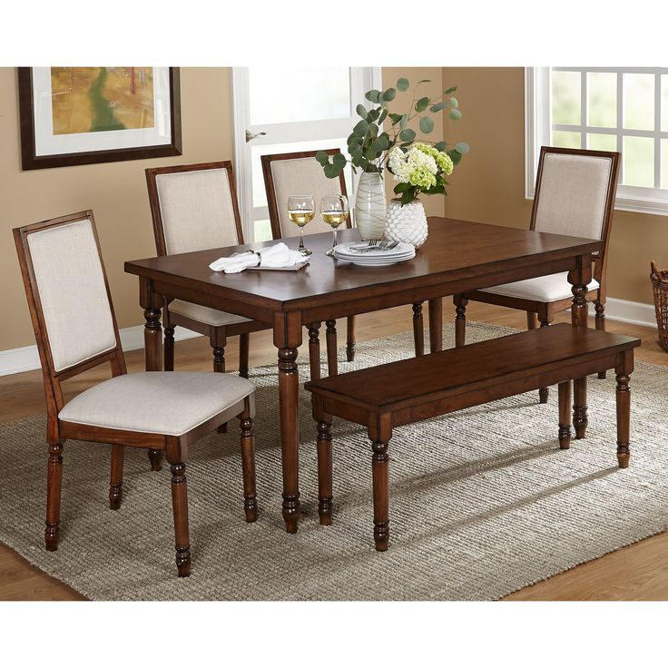 17 Best Ideas About Dining Table Bench On Pinterest: 17 Best Ideas About Dining Set With Bench On Pinterest