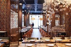 Fantastic ideas of some restaurants to inspire you! #restaurantdesign #restaurantnews #designnews #modernrestaurants #restaurantmoderndesign