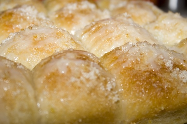 Lemon Monkey Bread - sounds yummy