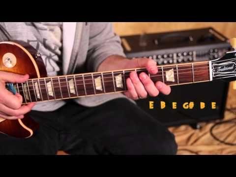 ▶ Beginner Slide Guitar Lesson Blues Slide Guitar Tuning - Where to Start - YouTube