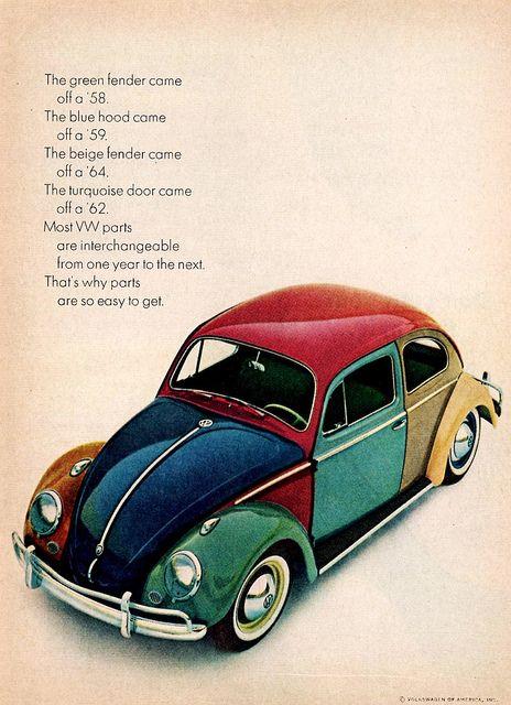 VW this looks alot like the first car i put together lol mins the shine