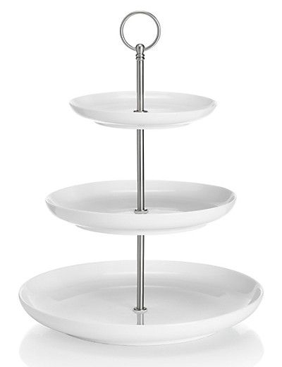 1000 images about cake stands on pinterest for Plain white plates ikea