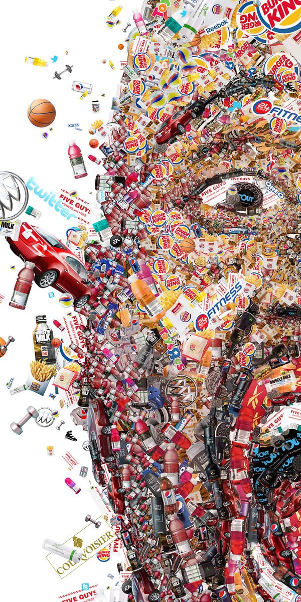 Crazy awesome.    Editorial Illustrations 2011-2012 by Charis Tsevis, via Behance. Love how the the logos come together but you don't notice them at first.