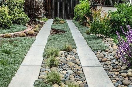 5 idee per il vialetto del tuo giardino