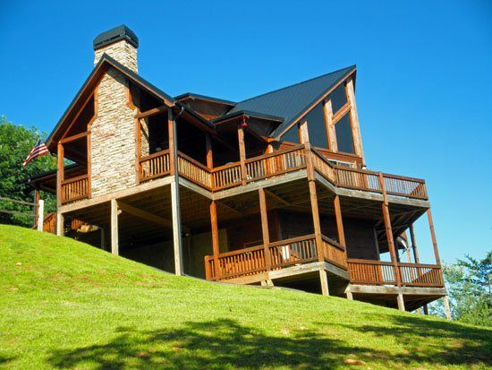 17 best images about blue ridge vacations on pinterest for North georgia cabin