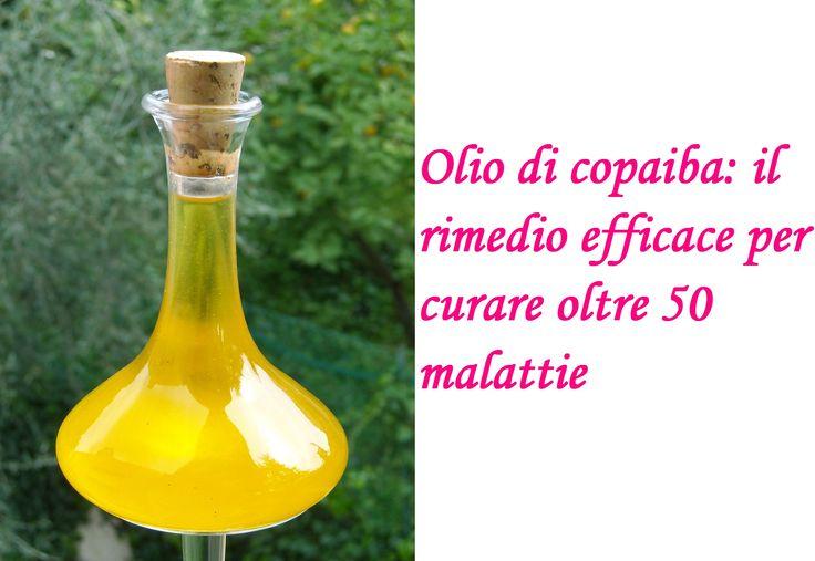 L'olio di copaiba è un antico rimedio naturale utilizzato, sin dai tempi dei Maya, degli Incas e degli indiani brasiliani, per curare oltre 50 malattie.