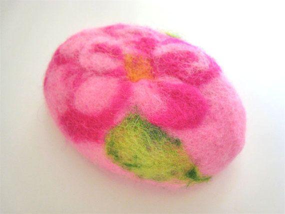 Sapone in feltro feltro sapone regalo per la mamma di sweetnola