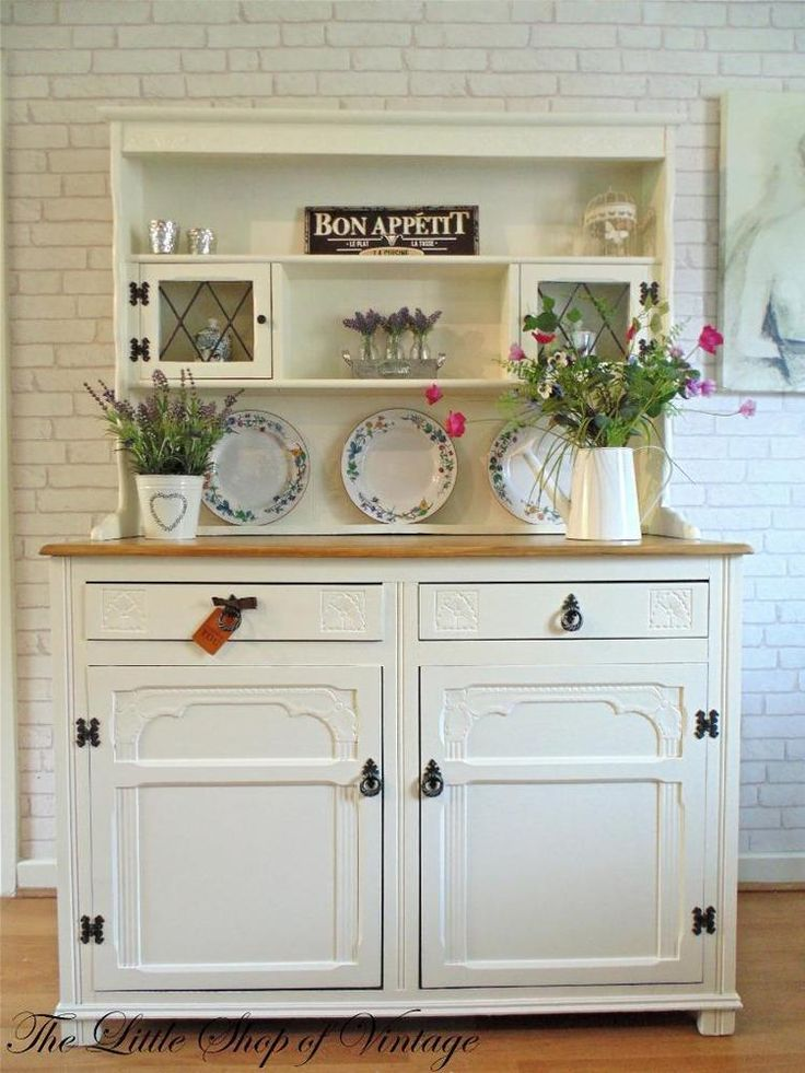 517 Best Shabby Chic Furniture Images On Pinterest Annie Sloan Armoire And Buffet