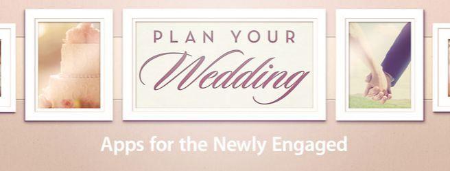 Planifica-ti nunta de vis cu ajutorul unor aplicatii recomandate de catre Apple