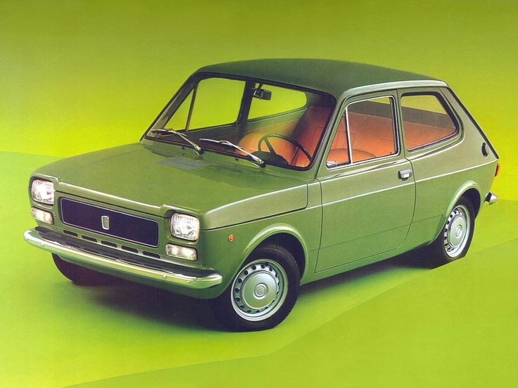 Fiat 127 I had two of these. Cars five and six