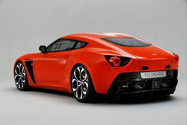Aston Martin Vantage V12 Zagato