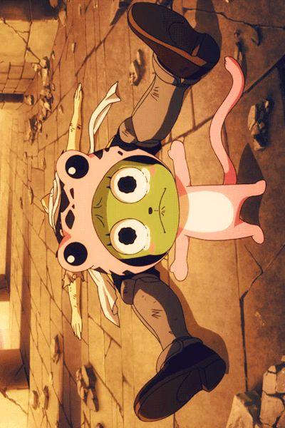 Frosch is so cute.