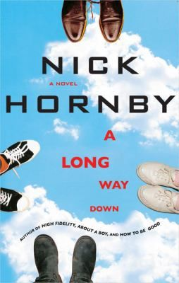 A Long Way Down by Nick Hornby (2005)