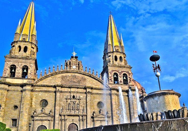 Catedral Metropolitana, Guadalajara