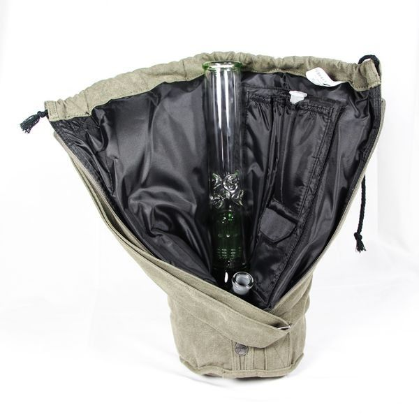 This Sweet Glass Bong Bag From Roor Is Sure To Keep Your
