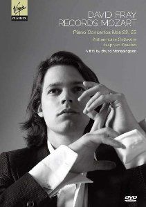 David Fray understands Mozart.