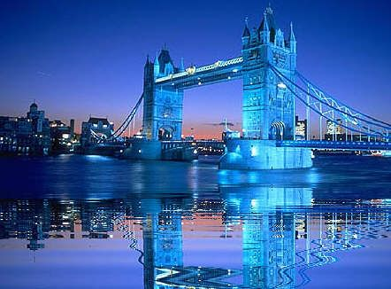 London...I spent too little time there...