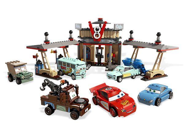 Lego 8487 – check eBay