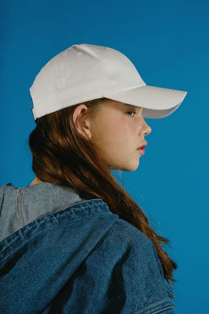 A cap white  www.adererror.com  #ader #fashion #brand #cap #blue