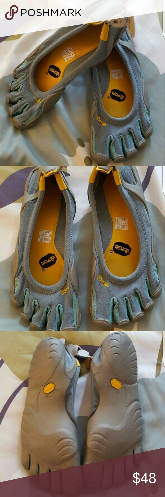 Vibram toes shoes Like new extremely comfortable. TV $80 Vibram Shoes Athletic Shoes