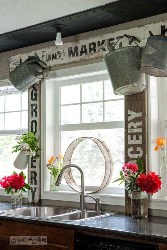 542 Best Images About Decor Kitchen Crazy On Pinterest