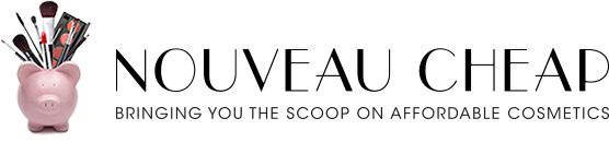 Great site for Weekly Drugstore Beauty Sales and other interesting beauty info! | Nouveau Cheap