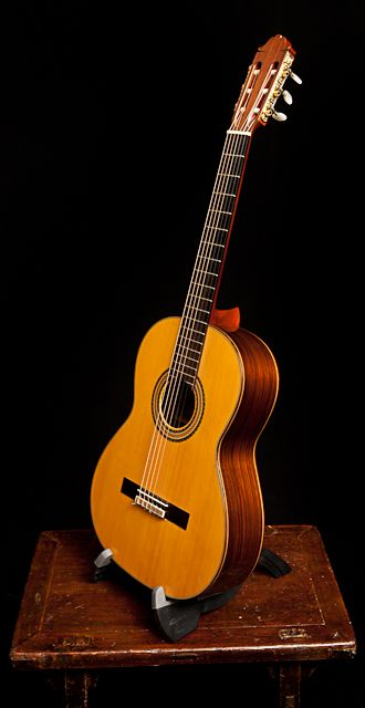 Classical Guitar for sale, Toshihiko Nakade 1980 master 20