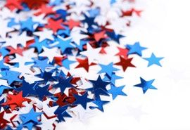 Lots of crafts, printables and recipes....also, mak sure you read the essay on why we celebrate the 4th of July, Independence Day Crafts | Kids Projects for the Fourth of July -