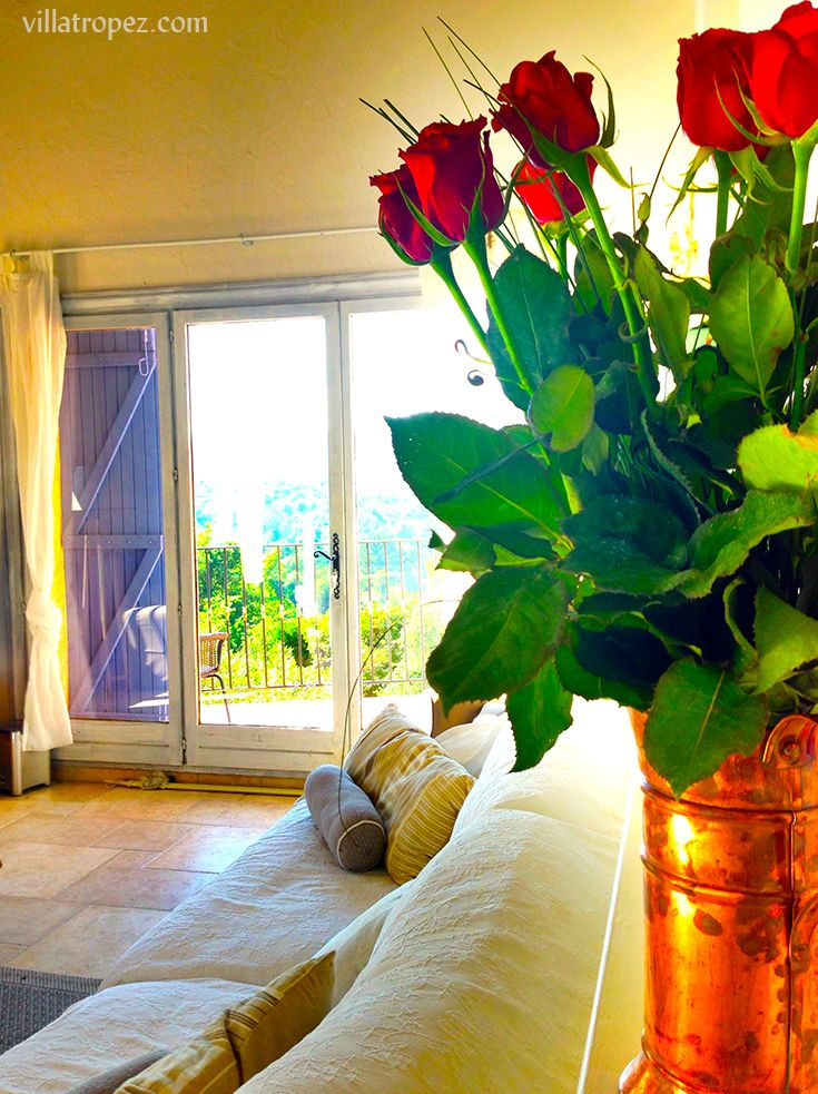 Imagine a Provence-themed birthday or anniversary week. Rent a luxury #StTropez villa for you and your guests. What a wonderful idea for a milestone birthday or anniversary.
