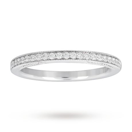 For Her Canadian Ice Collection Brilliant Cut 0 27 Total Carat Weight Diamond Wedding Ring In