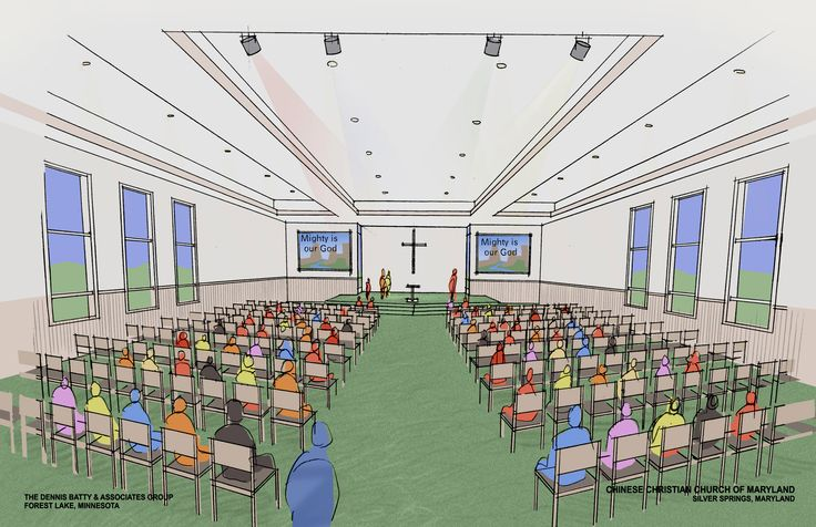 34 best Church plans images on Pinterest | Hall, Christ and Church ...